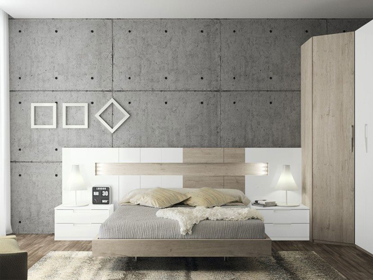 Dormitorios de matrimonio en Murcia, 9