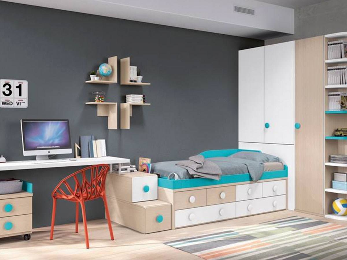 Dormitorios juveniles en Murcia, 10