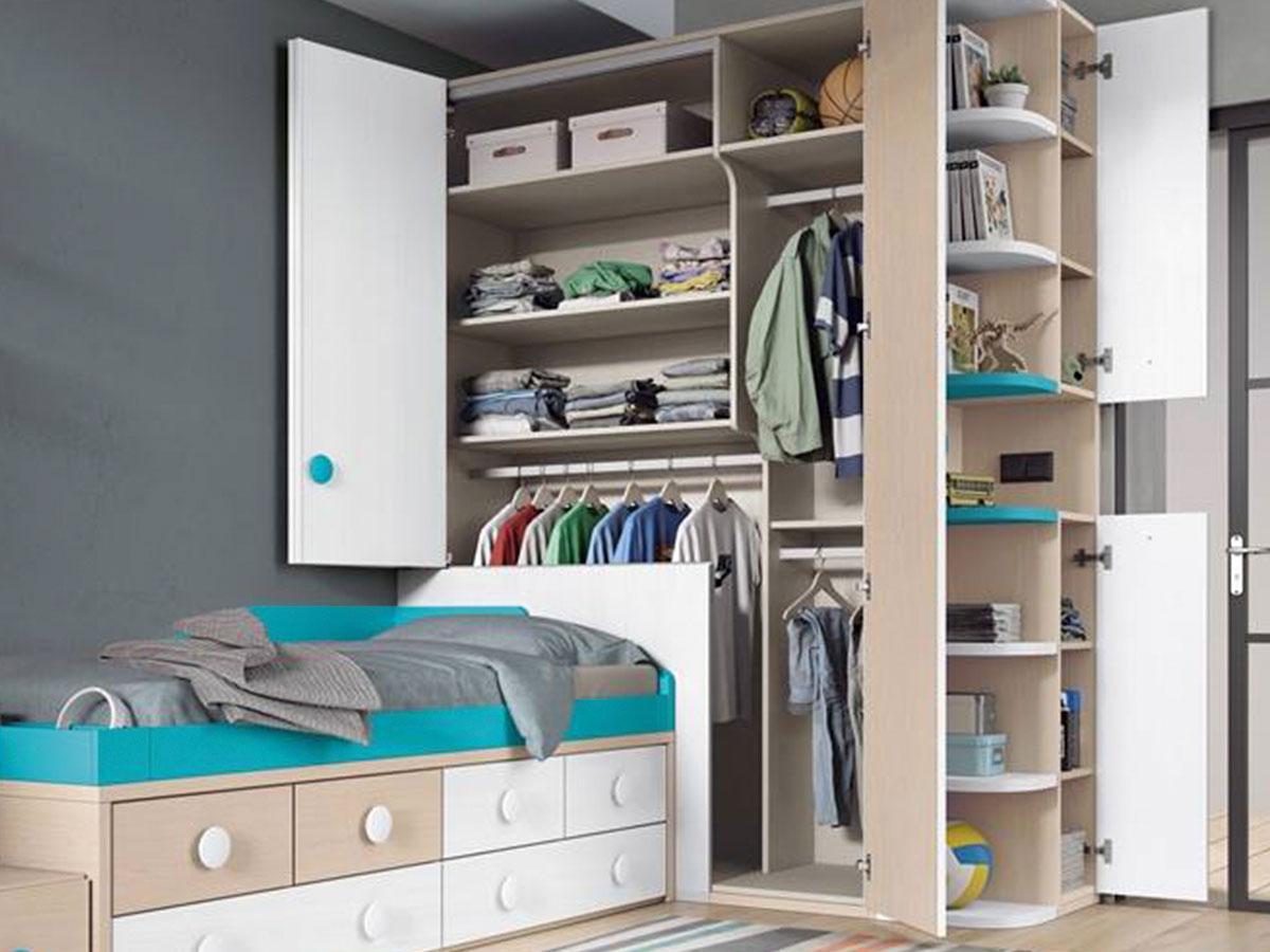 Dormitorios juveniles en Murcia, 10-2
