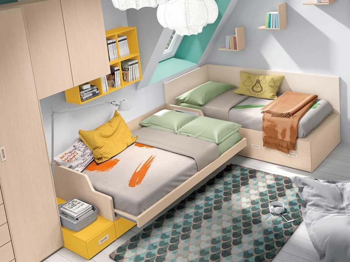 Dormitorios juveniles en Murcia, 11