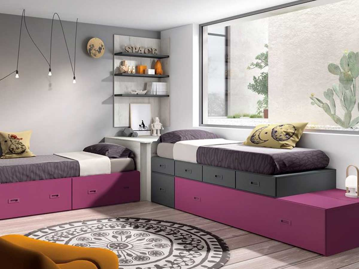 Dormitorios juveniles en Murcia, 12