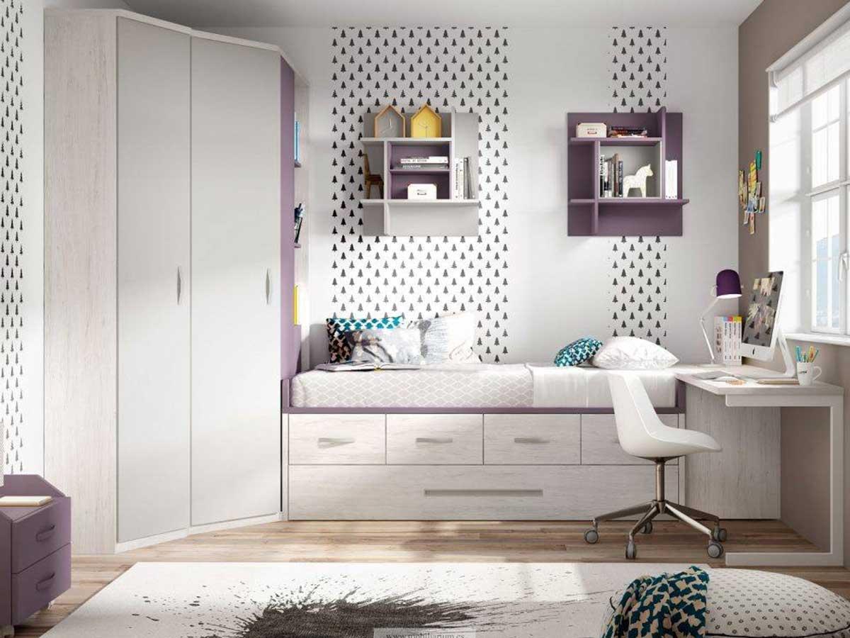 Dormitorios juveniles en Murcia, 14