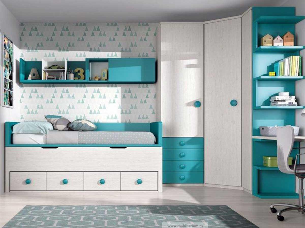 Dormitorios juveniles en Murcia, 15