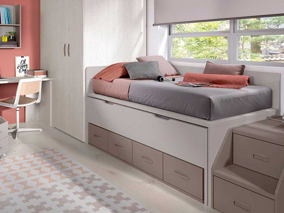 Dormitorios juveniles en Murcia, 16
