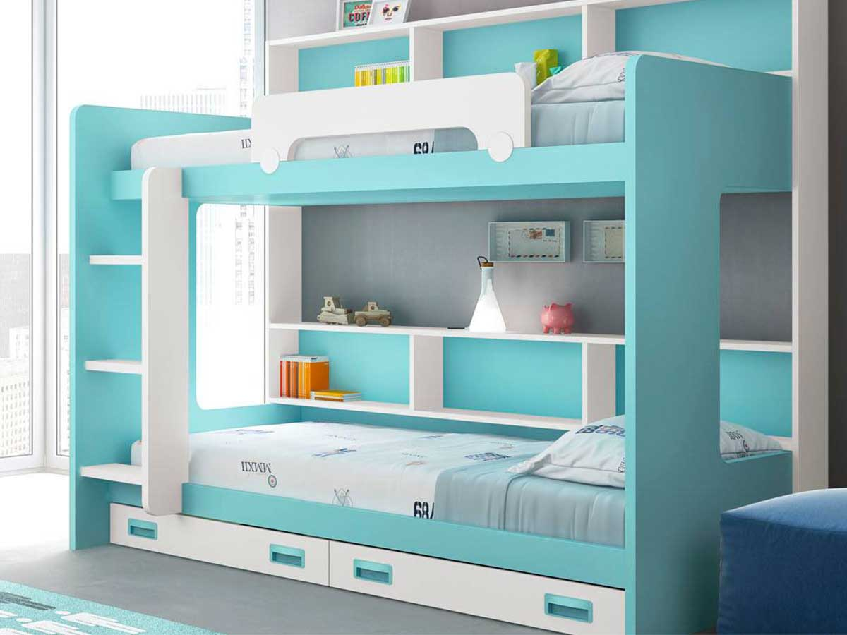 Dormitorios juveniles en Murcia, 23