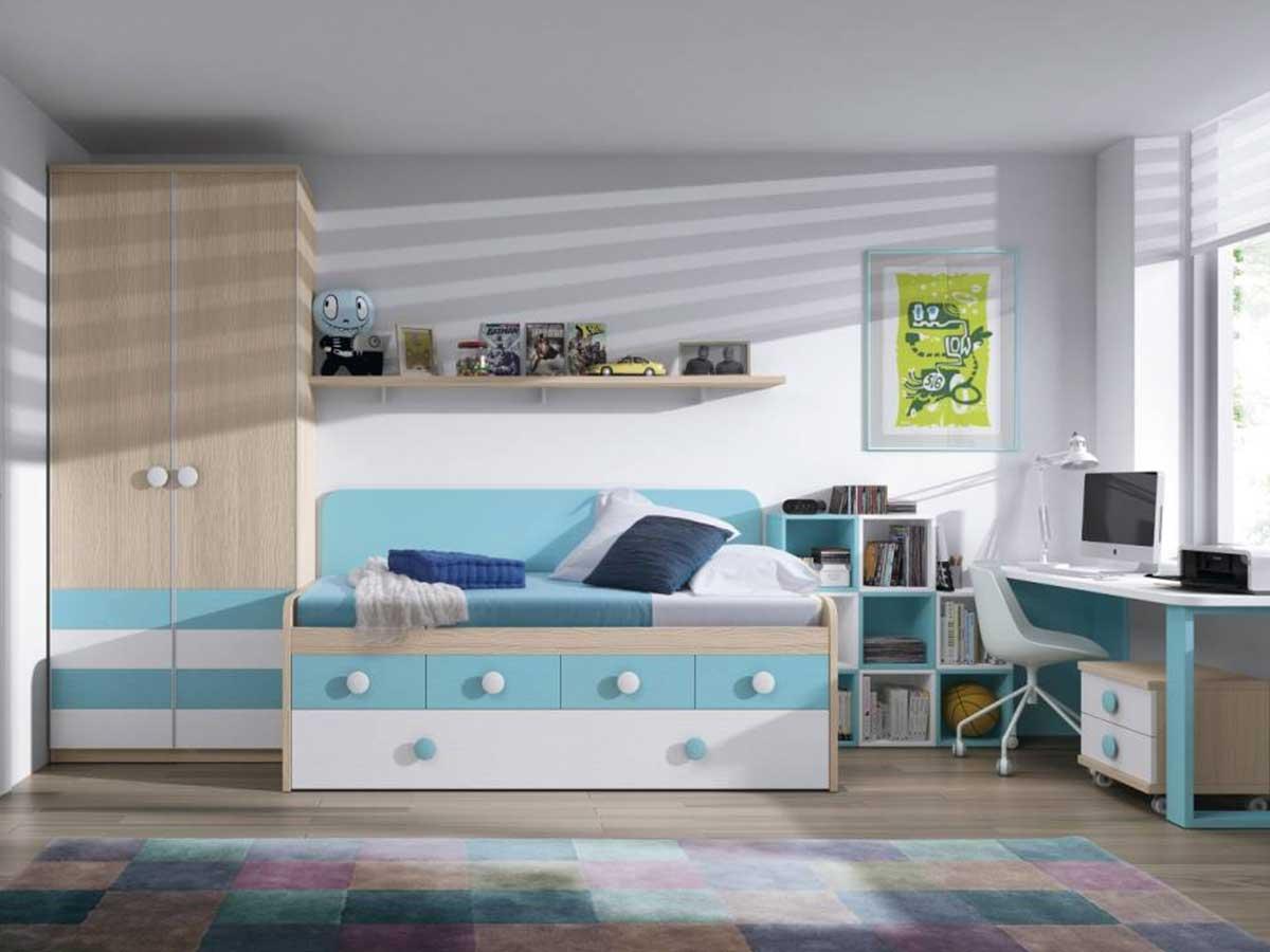 Dormitorios juveniles en Murcia, 25