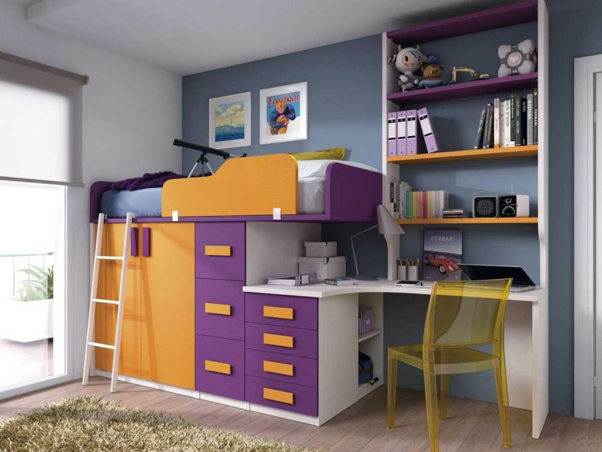 Dormitorios juveniles en Murcia, 26