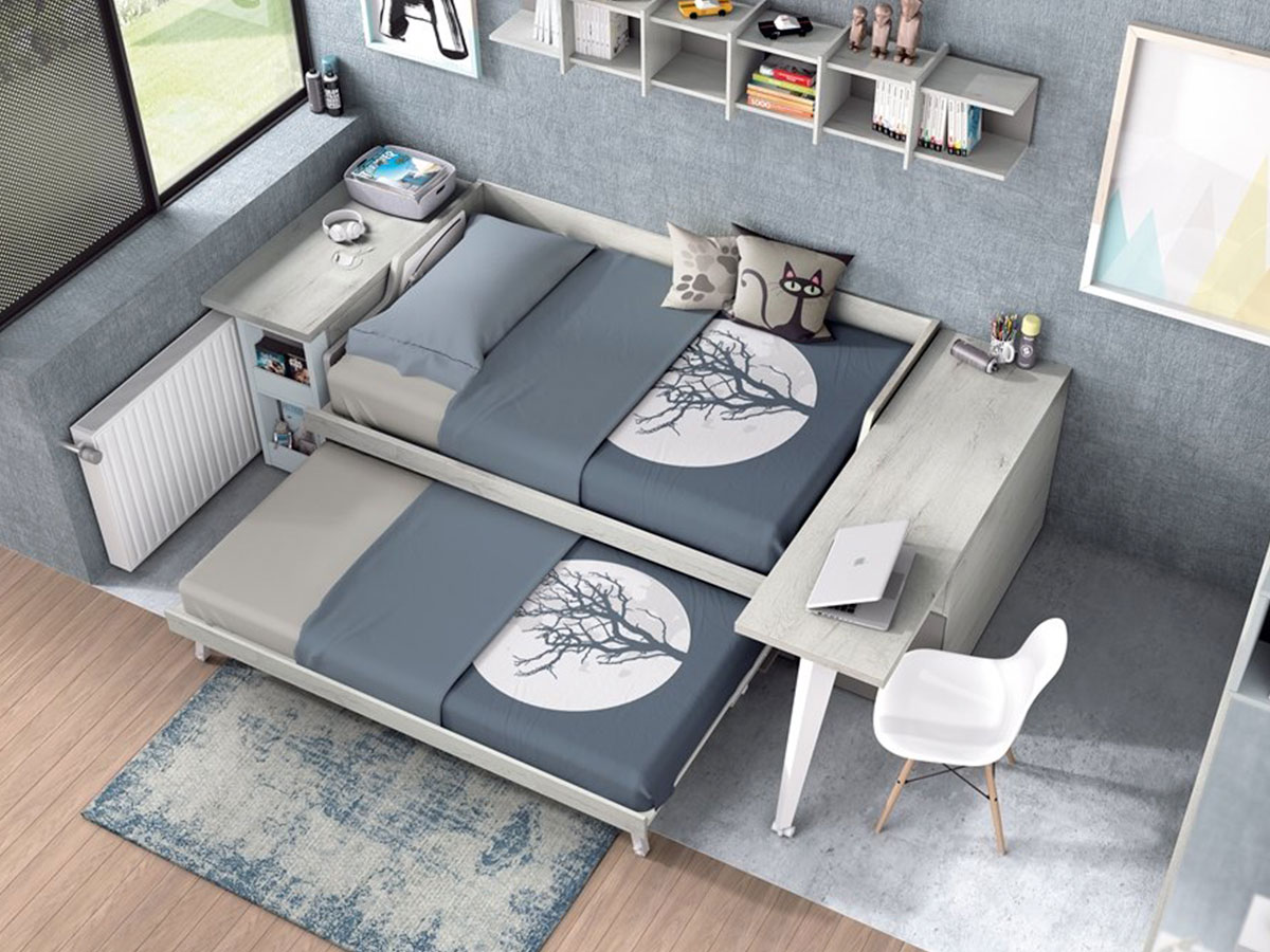 Dormitorios juveniles en Murcia, 3