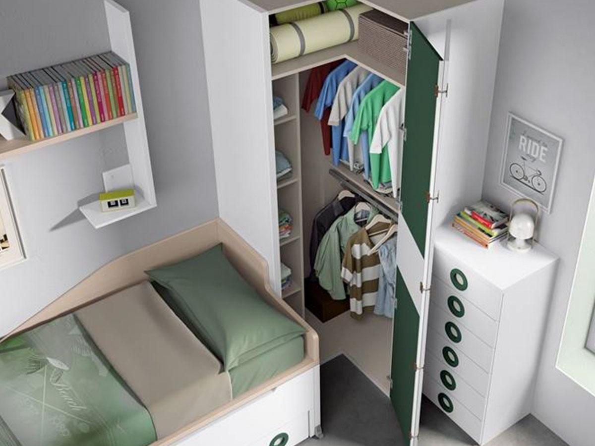 Dormitorios juveniles en Murcia, 4