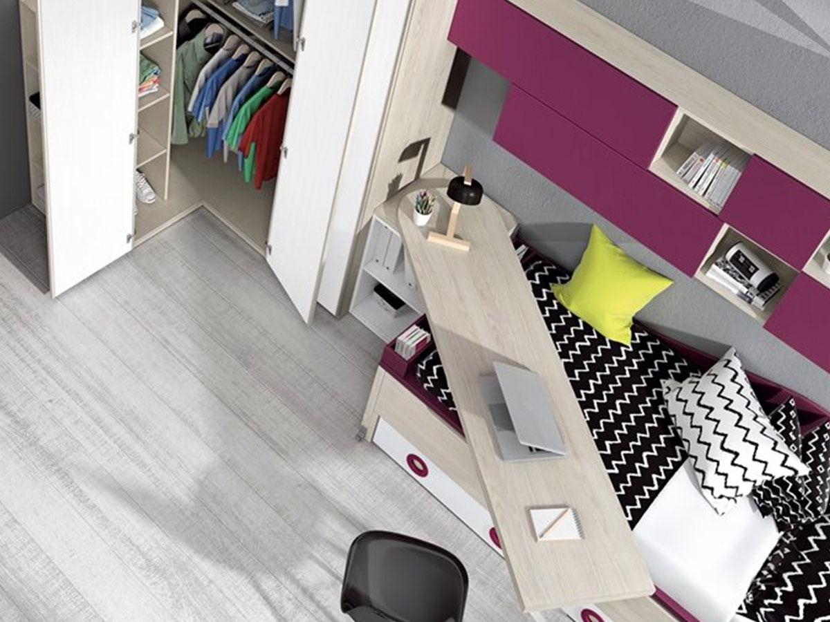 Dormitorios juveniles en Murcia, 8
