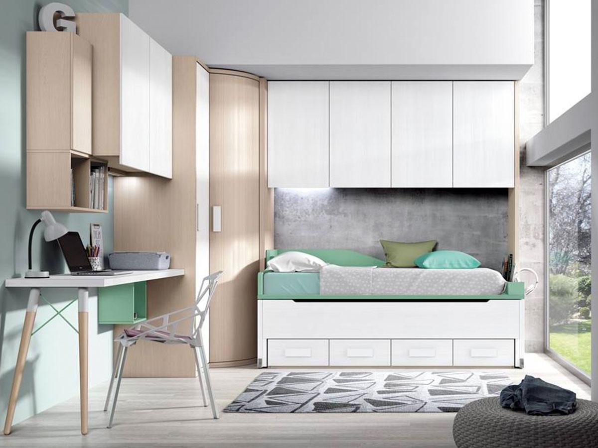 Dormitorios juveniles en Murcia, 9