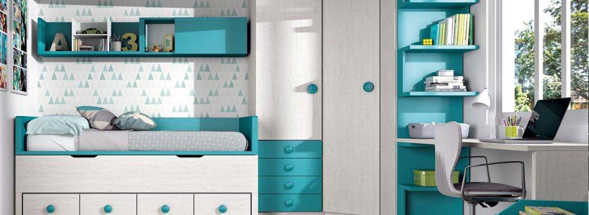 Comprar dormitorios juveniles en Murcia